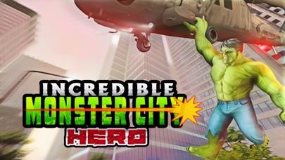 点击获取Incredible Monster City Hero