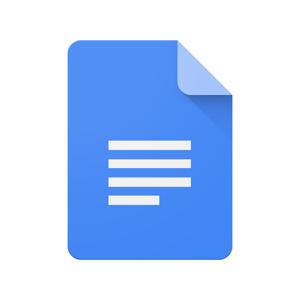 Google Docs Productivity app