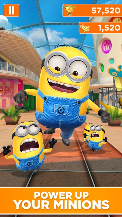 Despicable Me: Minion Rush screenshot-3