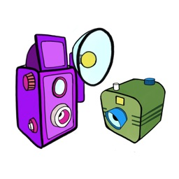 Photo Fun Camera Stickers