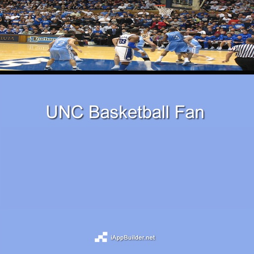 UNC Hoops Fan for iPad