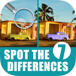 Spot the differences – Puzzle Game