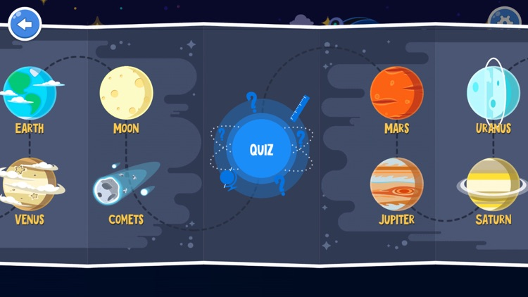 Star Walk Kids: Astronomy Game screenshot-4