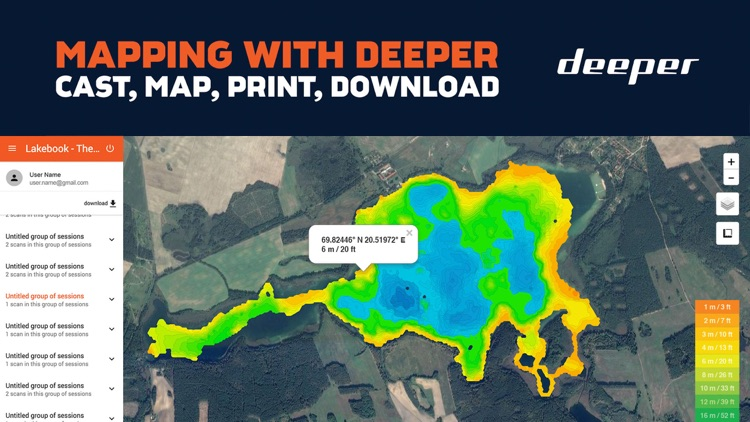 Deeper Smart Sonar screenshot-4