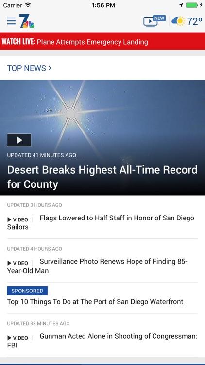 NBC 7 San Diego screenshot-0
