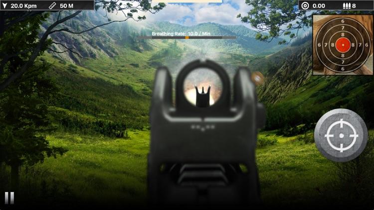 Deer Target Shooting screenshot-3