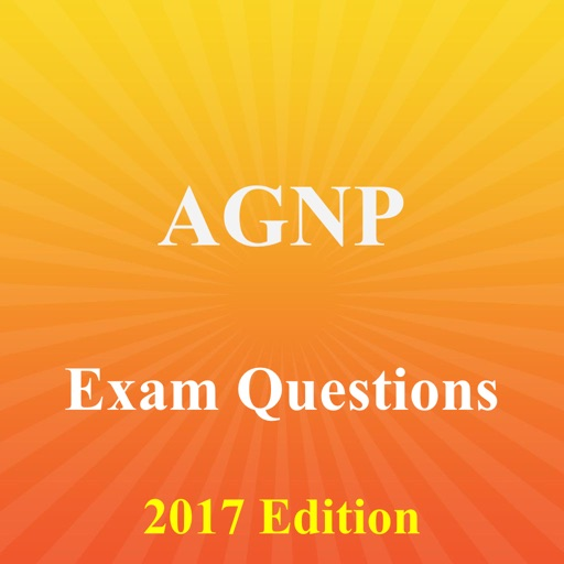 AGNP Exam Questions 2017 Edition