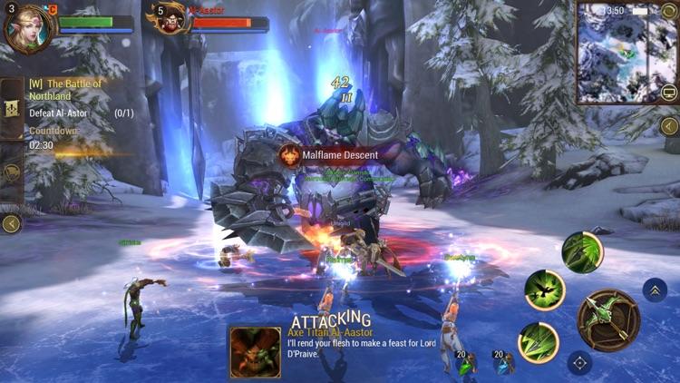 Crusaders of Light screenshot-4