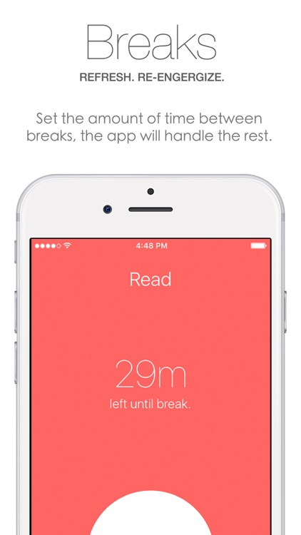 Clockit: Time Management Made Easy screenshot-3