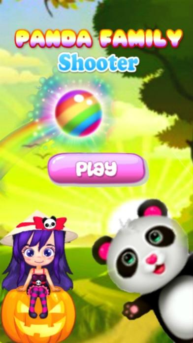 Panda Family Shooter screenshot one