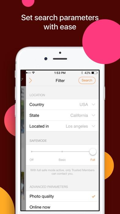 Latina dating app
