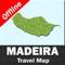 MADEIRA (PORTUGAL) – GPS Travel Offline Navigator