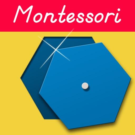 Geometric Cabinet - Montessori Math for Children