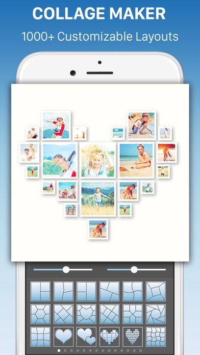 Pic Frames - Mixgram Editor for Windows