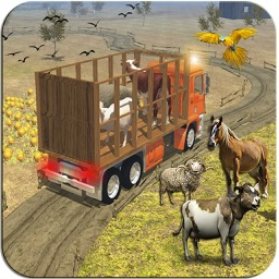Off-road Animal Transport: Extreme Truck Drive