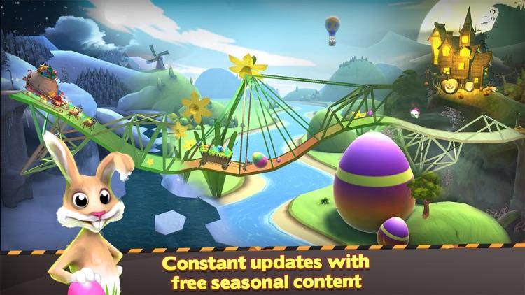 Bridge Constructor screenshot-4
