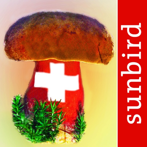 Pilzführer Schweiz – Pilze Pro