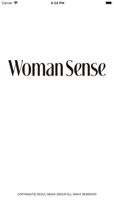 点击获取Woman Sense