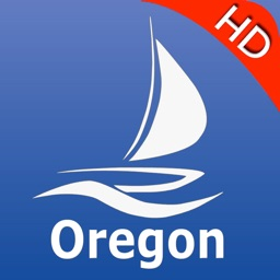 Oregon GPS Nautical Charts Pro