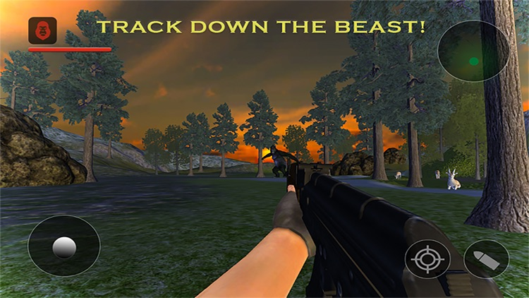 Bigfoot Beast Hunting by UET