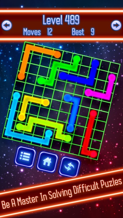 Line Puzzle Connect Block screenshot-5