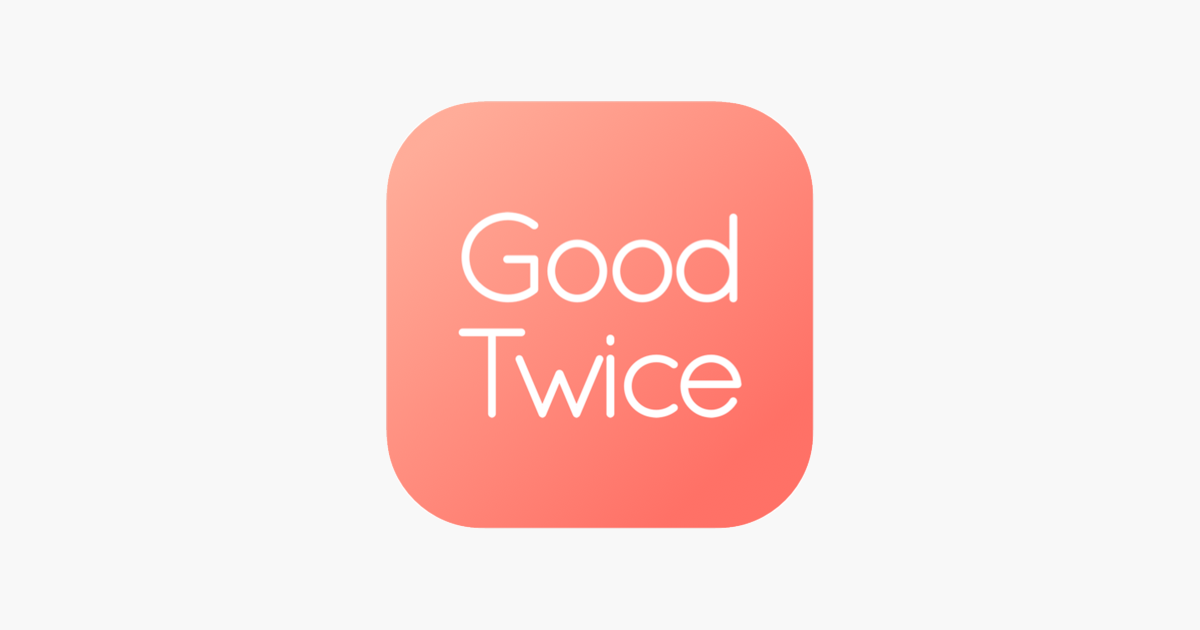 c338caf4ac GoodTwice on the App Store