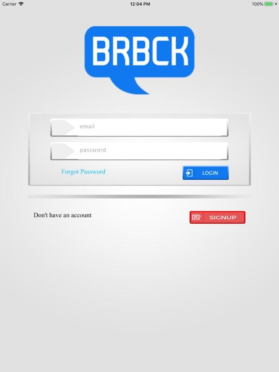 BRBCK(1) screenshot #1