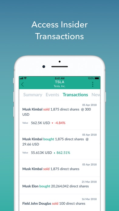 Image of Tradably: Investing Ideas for iPhone