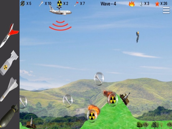 Скачать игру Полный ядерный бомбардировщик