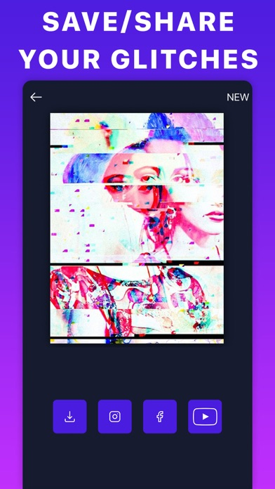 Download Glitch Video Photo 3D Effect.s for Pc