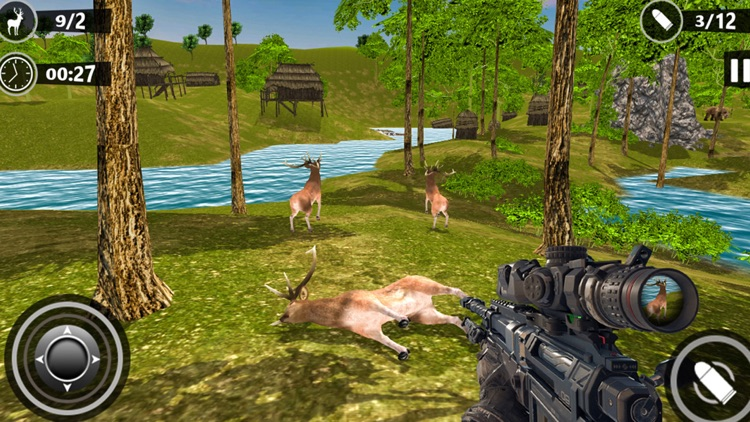 Safari Animal Hunt Simulator screenshot-6