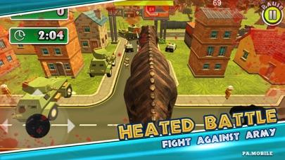 Dino Simulator - City Rampage screenshot 1