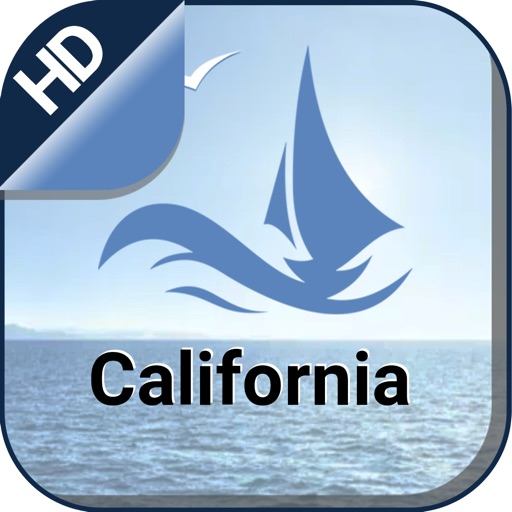 California Charts For Fishing