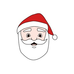 Santa Claus Sticker Pack