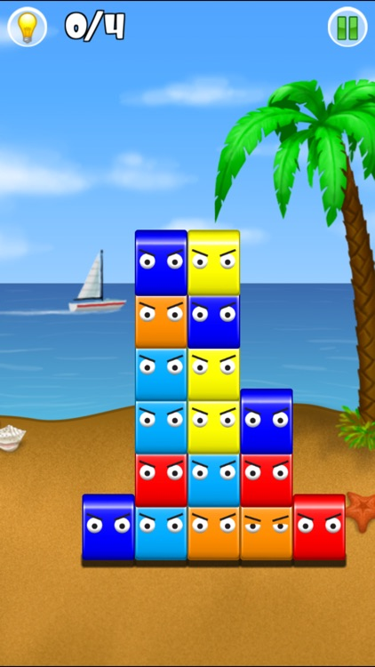 Bubble Blast Boxes screenshot-4