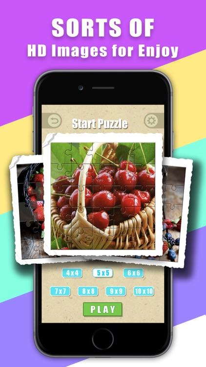Jigsaw Cross screenshot-3