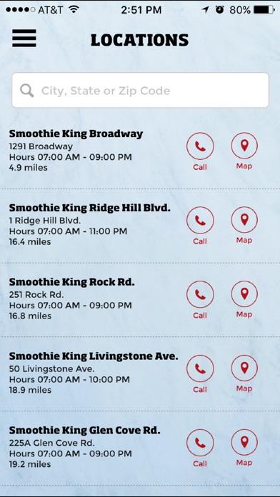Smoothie King Rewards for Windows