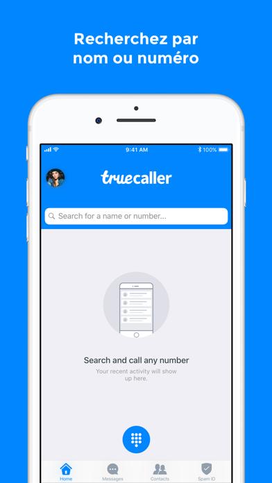 Screenshot for Truecaller in Lebanon App Store