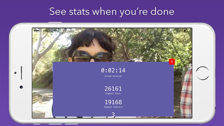 IRLTV- Stream Live To Twitch screenshot-3