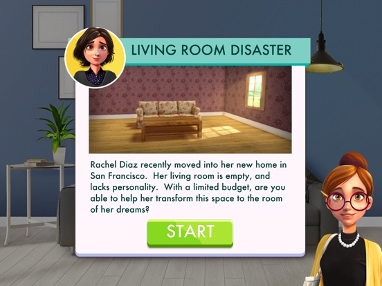 Home Design Makeover screenshot #4