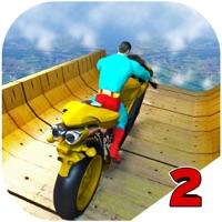 Codes for Super Hero Bike Mega Ramp 2 Hack