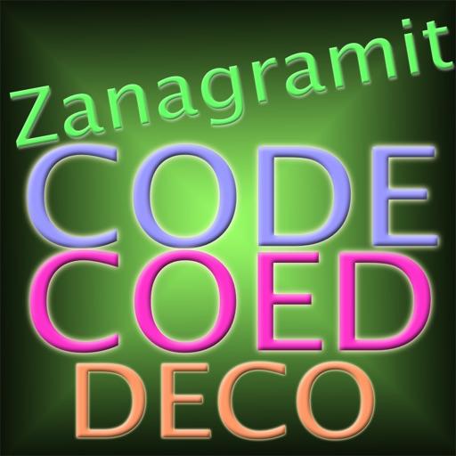 Zanagramit