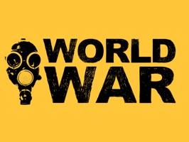 WORLD WAR Stickers