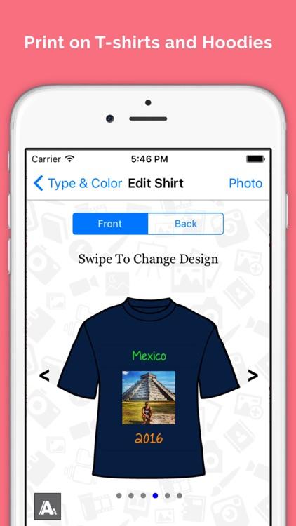 PhotoGet - Print Photos App screenshot-4