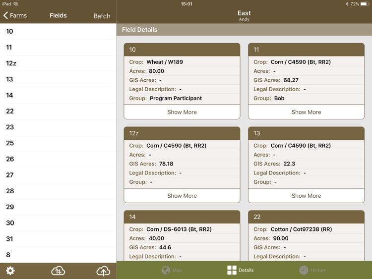 FieldX Journal screenshot-3