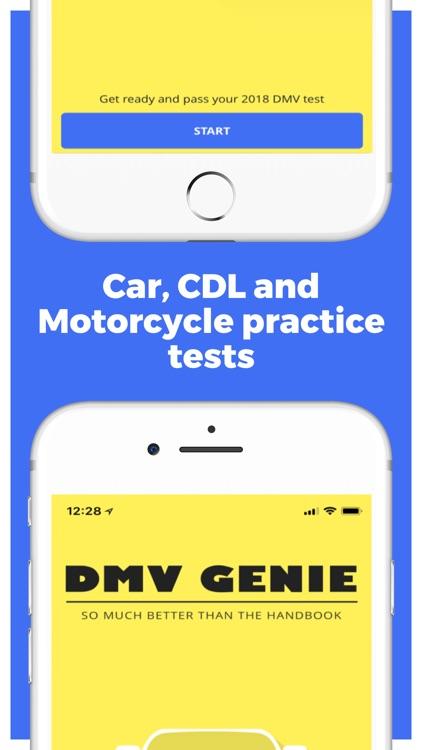 DMV Genie Permit Practice Test