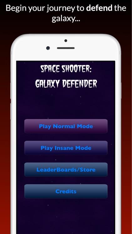 Galaxy Defender 2017
