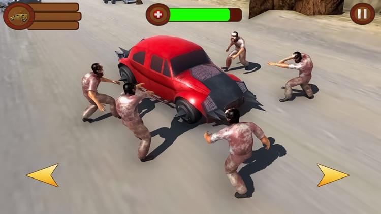 Zombie Roadkiller Highway Race