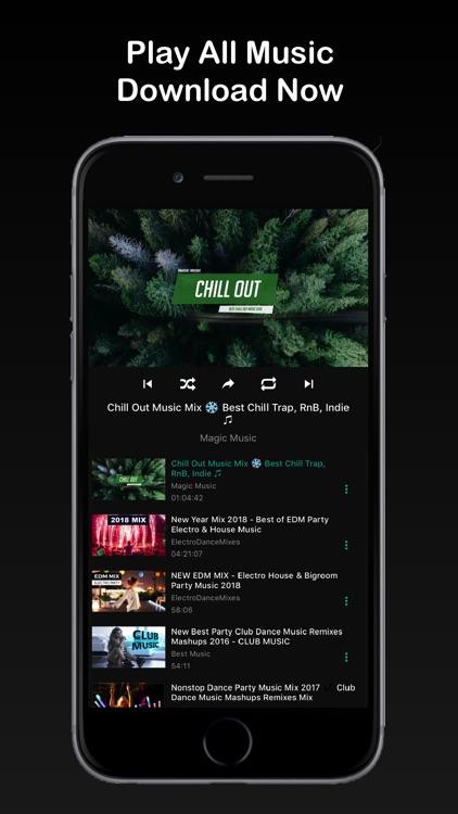 All Music Listen to Music Apps screenshot-4