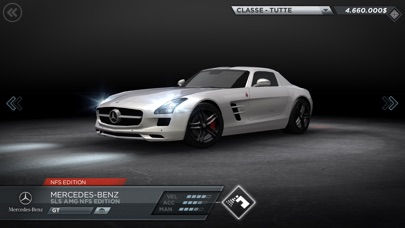 Screenshot for Need for Speed™ Most Wanted in Italy App Store